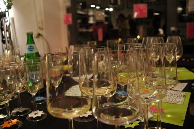 Viele Gläser